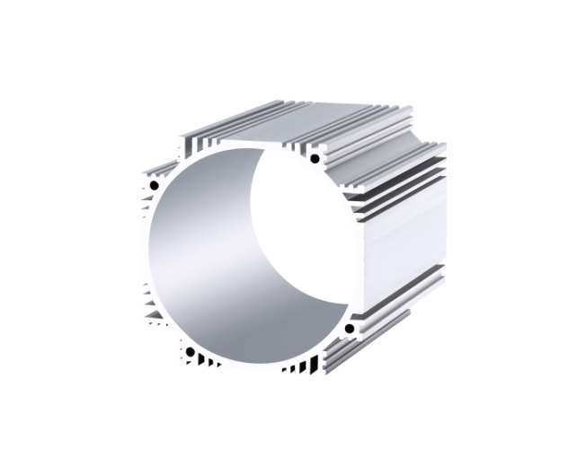 102×102mm 伺服电机机壳
