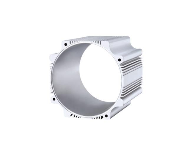 192×192mm 伺服电机机壳