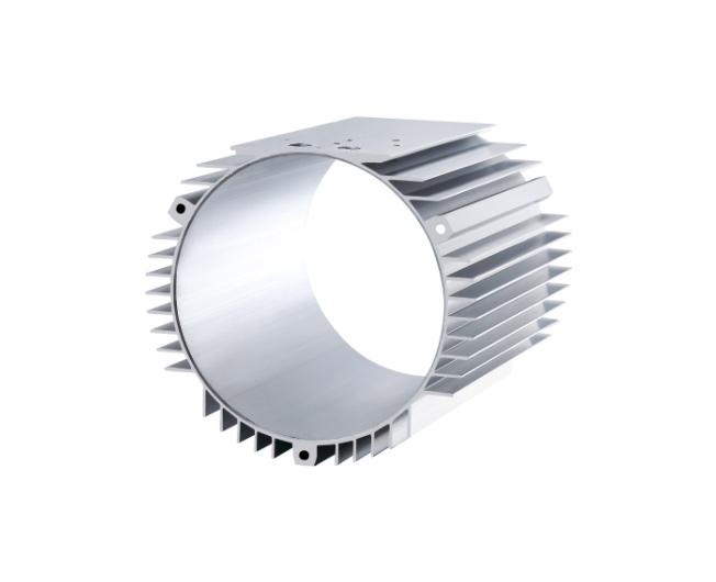 L90-130 立式电机壳