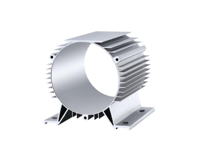 W90-130 卧式电机壳